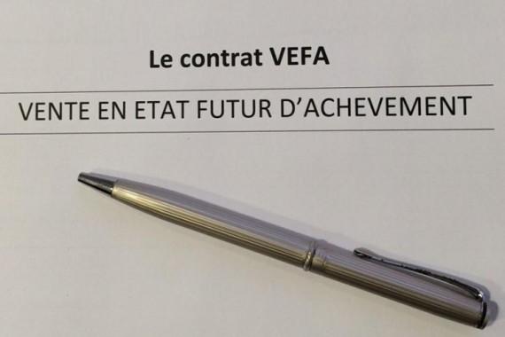en quoi consiste la VEFA agence immobilière tti 37 Un cadre juridique stricte